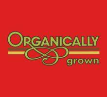 Organically Grown Vegetarian Vegan One Piece - Short Sleeve