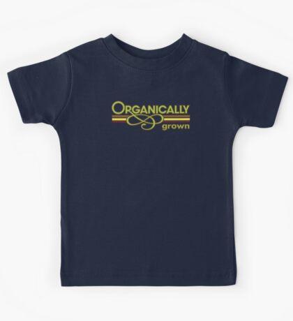 Organically Grown Vegetarian Vegan Kids Tee
