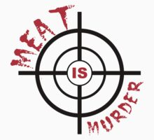 Meat Is Murder by mindofpeace