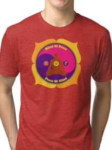 Mind Of Peace Tri-blend T-Shirt