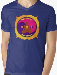 Mind Of Peace Mens V-Neck T-Shirt