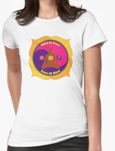 Mind Of Peace Womens Fitted T-Shirt