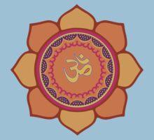 Lotus Om Symbol Kids Clothes