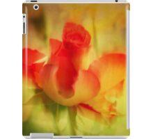 Softness of the Rose iPad Case/Skin