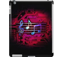 Circuit Notes iPad Case/Skin