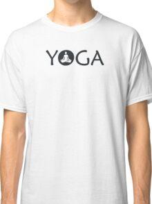 Yoga Meditate Classic T-Shirt
