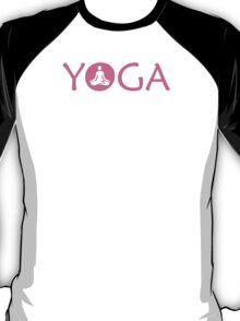 Yoga Meditate V3 T-Shirt