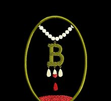 Anne Boleyn's Bloody Necklace by storiedthreads