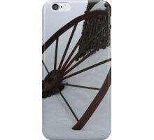 Wagon Wheel iPhone Case/Skin