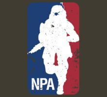 National Pilot Association by D4N13L