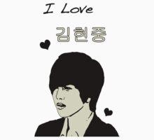 Kim Hyun Joong T-Shirt