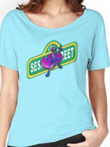 Super Grover Women's Relaxed Fit T-Shirt