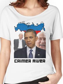 Crimea River - Inspire by Crimea Women's Relaxed Fit T-Shirt