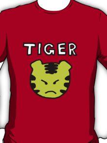 Naruko's Tiger T-Shirt T-Shirt