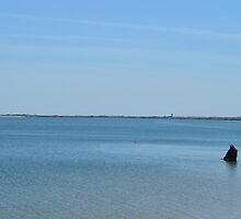 West End Provincetown Beach  by GleaPhotography