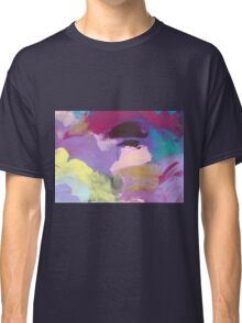 Abstract Painting in rose and purple 13/18 Classic T-Shirt