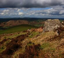 Ring Of Gullion by Adrian McGlynn