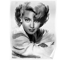 Lana Turner by John Springfield Poster