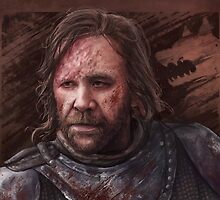 Sandor Clegane by CrystalSully