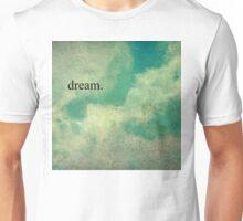 Dream Vintage Sky Pattern Unisex T-Shirt