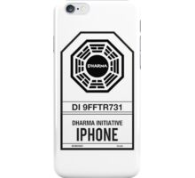 Dharma iPhone Case/Skin