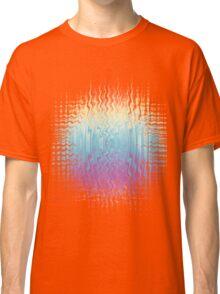 Psychedelic Glitch  Classic T-Shirt