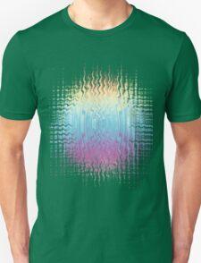 Psychedelic Glitch  T-Shirt