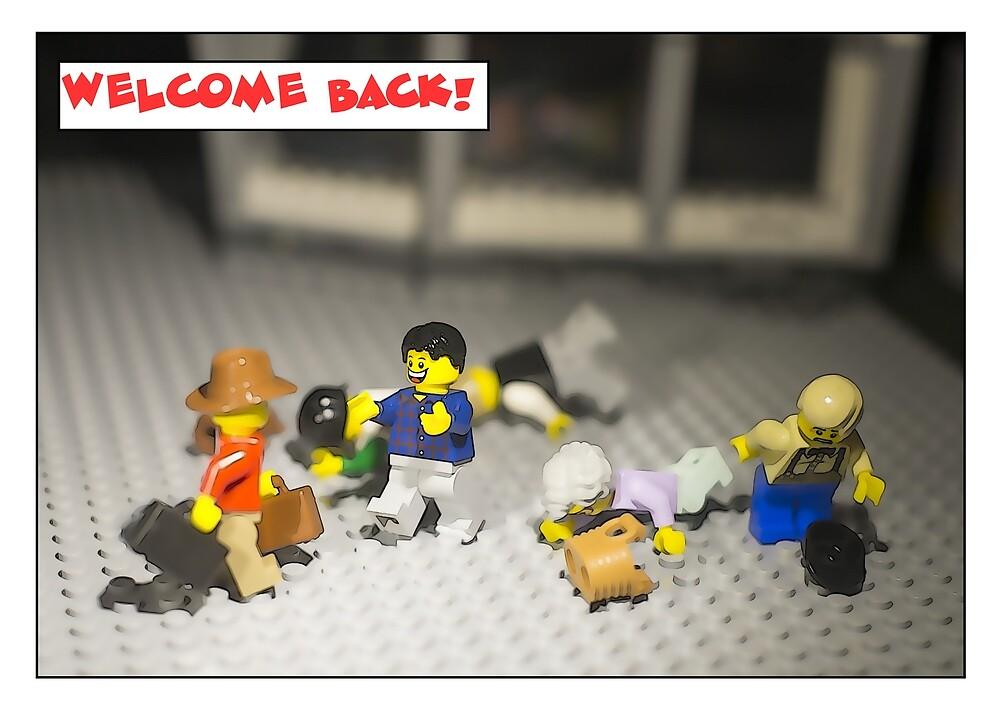 Welcome Back! by Bean Strangeways