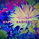 Floral Easter Card by ♥⊱ B. Randi Bailey