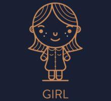 #25 Girl Kids Tee