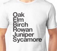 Helvetica x PKMN Profs - BW Unisex T-Shirt