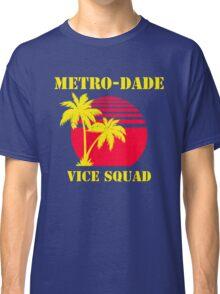 Metro-Dade Vice Squad Classic T-Shirt