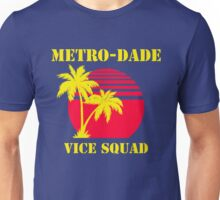 Metro-Dade Vice Squad Unisex T-Shirt