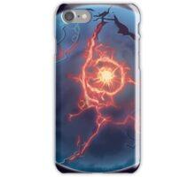 Elpis moon iPhone Case/Skin