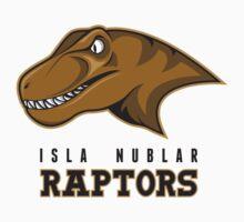 Isla Nublar Raptors by Mega Wizard