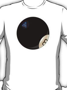 Magic 8Ball - Ask Again T-Shirt