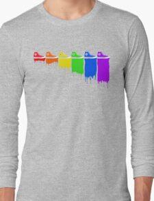 Color Kicks Long Sleeve T-Shirt