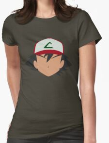 The Pokemon Master Womens Fitted T-Shirt