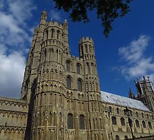 Ely Cathedral by wiggyofipswich