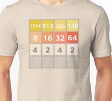 2048 - The NOOOOOOO!!!! Board Unisex T-Shirt