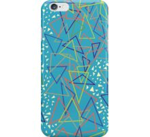 BP 29 Triangles iPhone Case/Skin