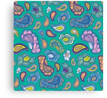 BP 31 Paisley Canvas Print