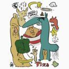 Piza by Stefan Reed