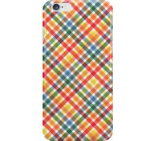 BP 39 Gingham iPhone Case/Skin