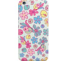 BP 42 Flowers iPhone Case/Skin