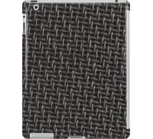 Back string grid iPad Case/Skin