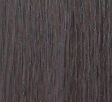 Upright dark oak veneer by Kristian Tuhkanen
