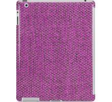 Short length pink furniture cover iPad Case/Skin