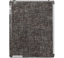 White and black nodes iPad Case/Skin