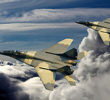 A Pair of migs by waylander99uk